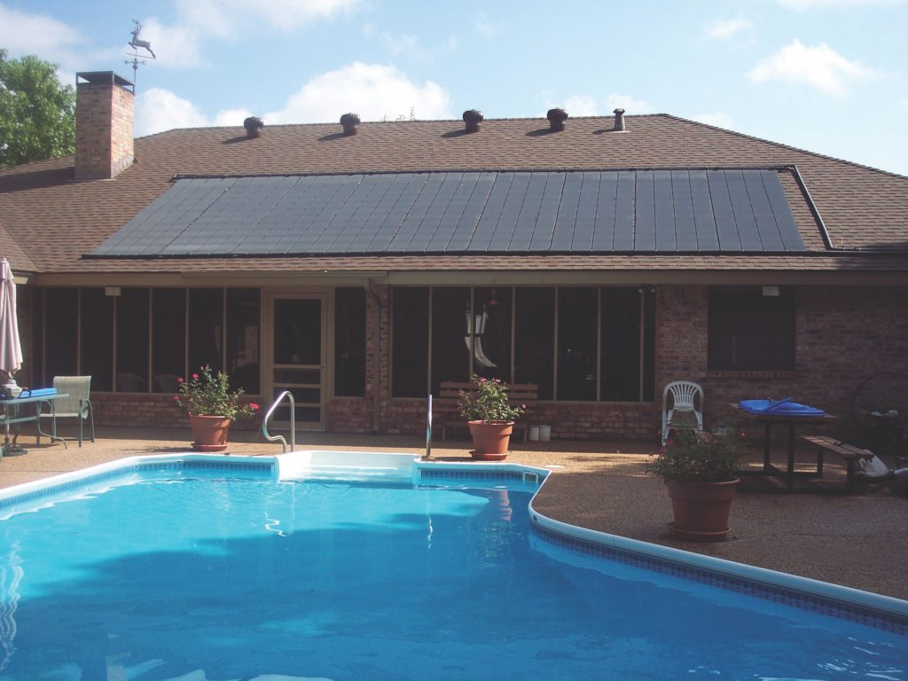 Heliocol Solar Panels: Solar Pool Heater for Inground Swimming Pools  (World's Best Selling Collector)